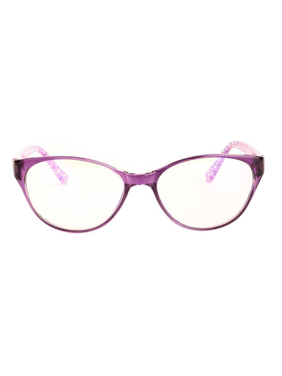 Компьютерные очки A0909 Фиолетовые