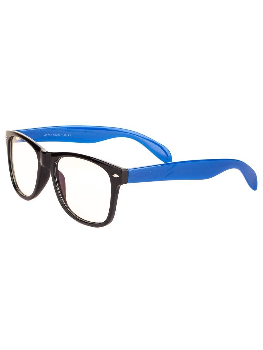 Компьютерные очки A3737 Черные-Синие