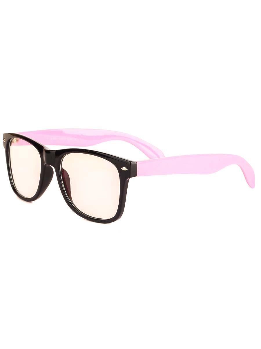 Компьютерные очки A3737 Черные-Розовые