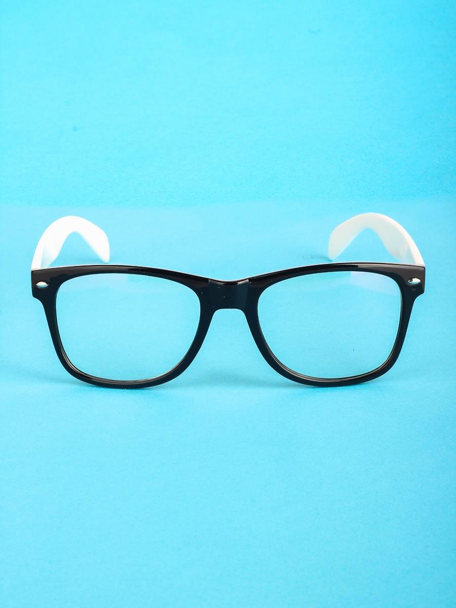 Компьютерные очки A3737 Черные-Белый