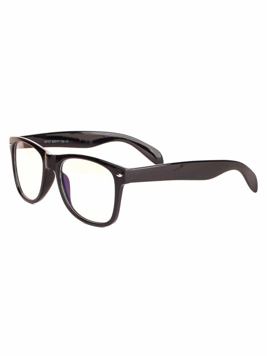 Компьютерные очки A3737 Черные