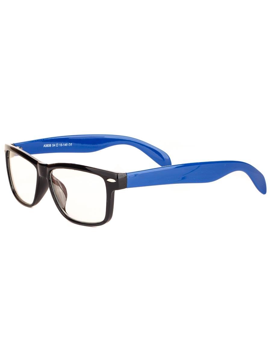 Компьютерные очки A3838 Черные-Синие