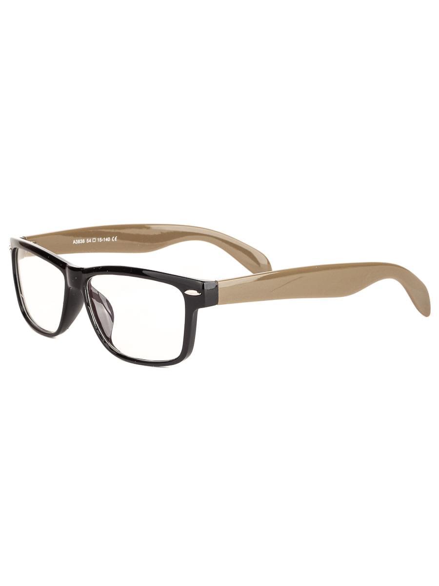 Компьютерные очки A3838 Черные-Коричневые