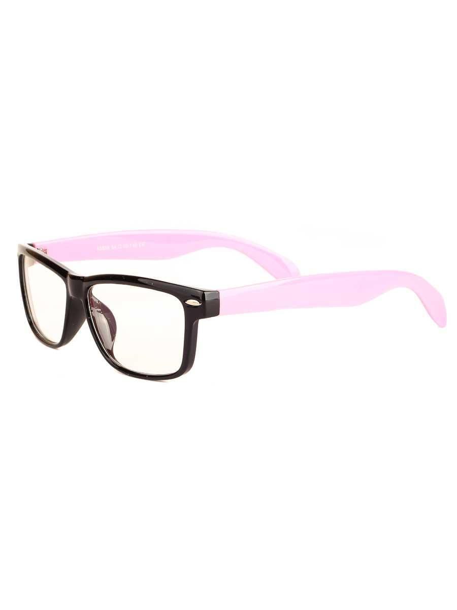 Компьютерные очки A3838 Черные-Розовые