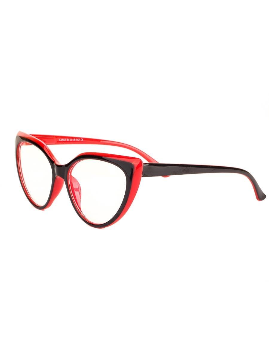 Компьютерные очки A4848 Черные-Красные