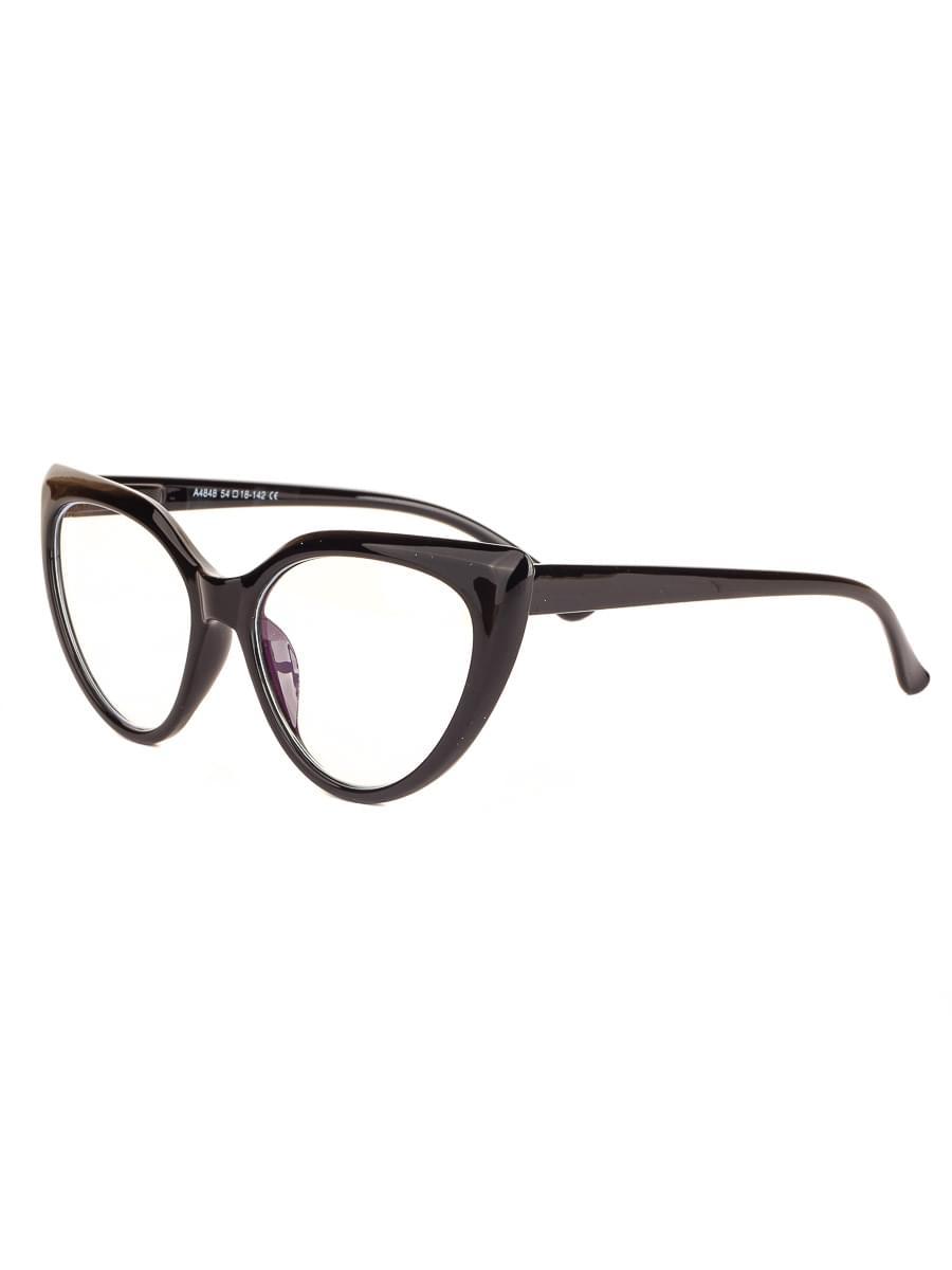 Компьютерные очки A4848 Черные