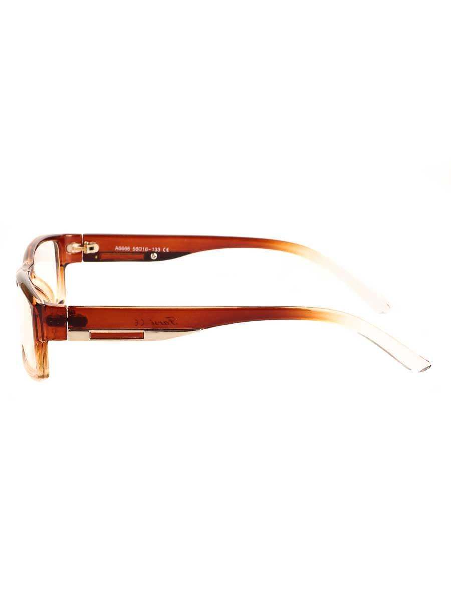 Компьютерные очки A6666 Коричневые