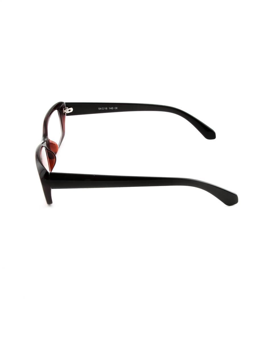 Готовые очки FARSI 3131 коричневый (-9.50)