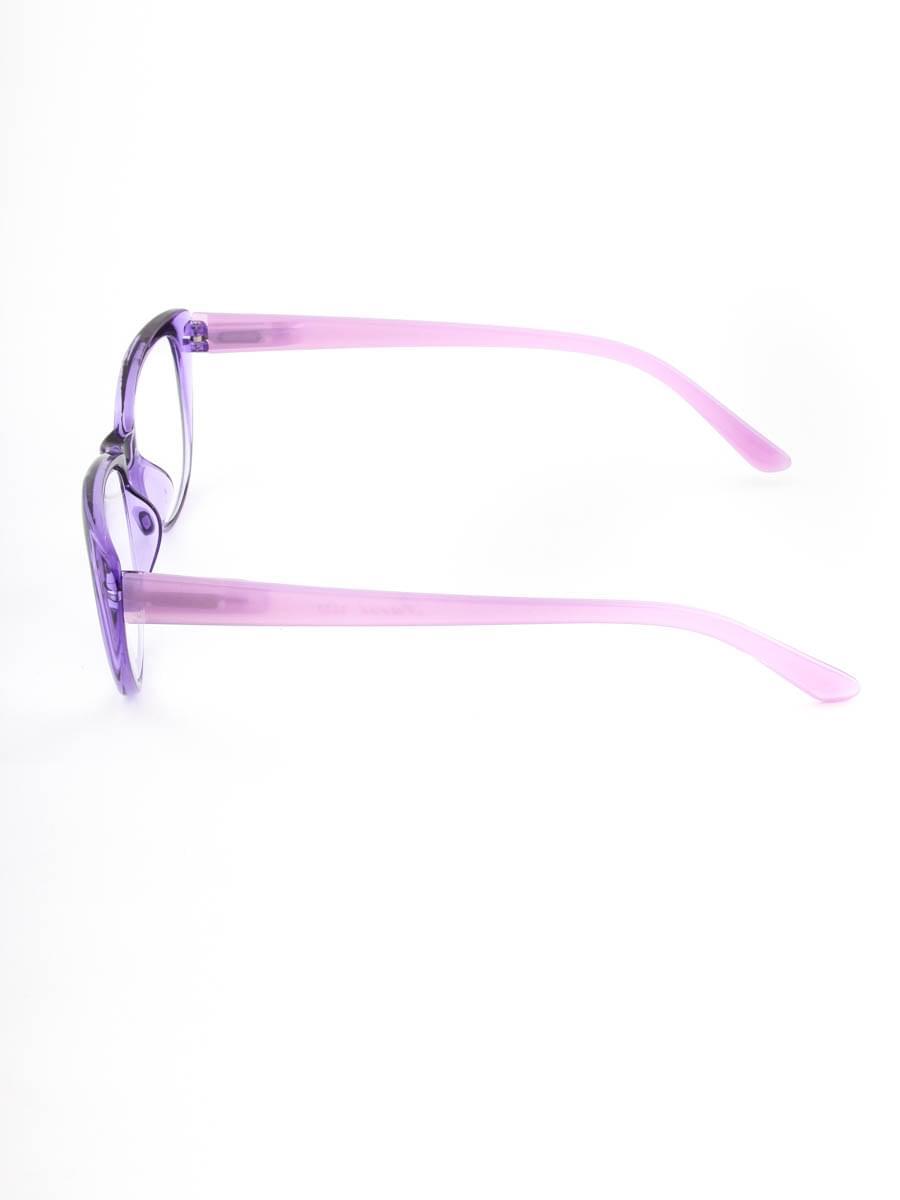 Готовые очки FARSI 3333 фиолетовый (-9.50)