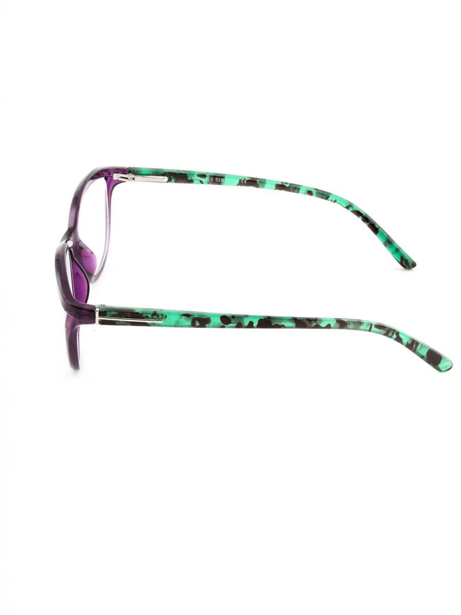 Готовые очки FARSI 4646 фиолетовый