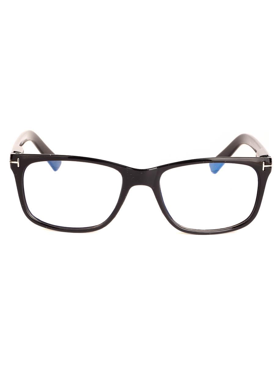 Компьютерные очки 28001 Черно-Глянцевые