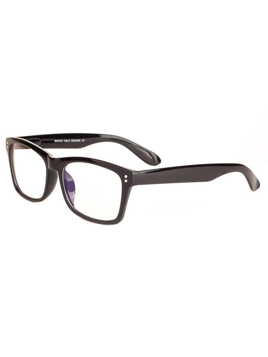 Компьютерные очки 28003 Черно-Глянцевые