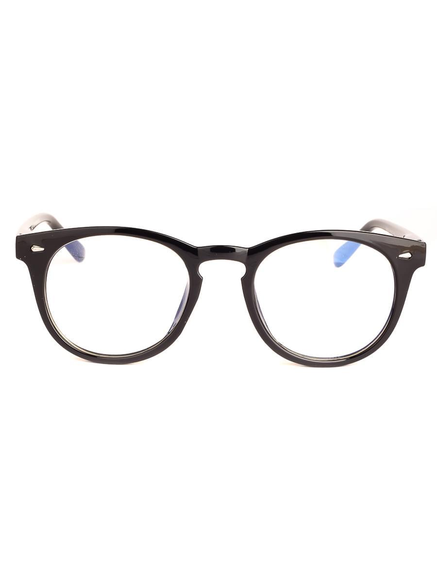Компьютерные очки 28005 Черно-Глянцевые