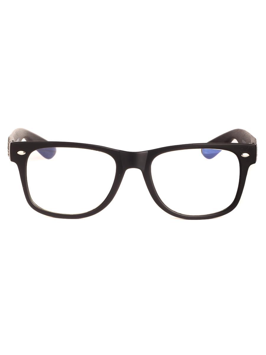 Компьютерные очки 28006 Черно-Матовые