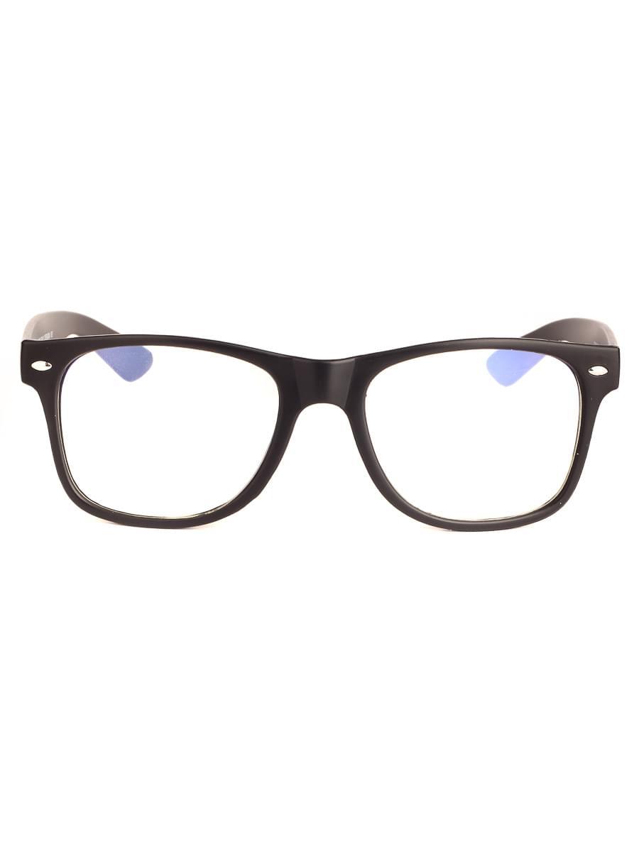 Компьютерные очки 28007 Черно-Матовые
