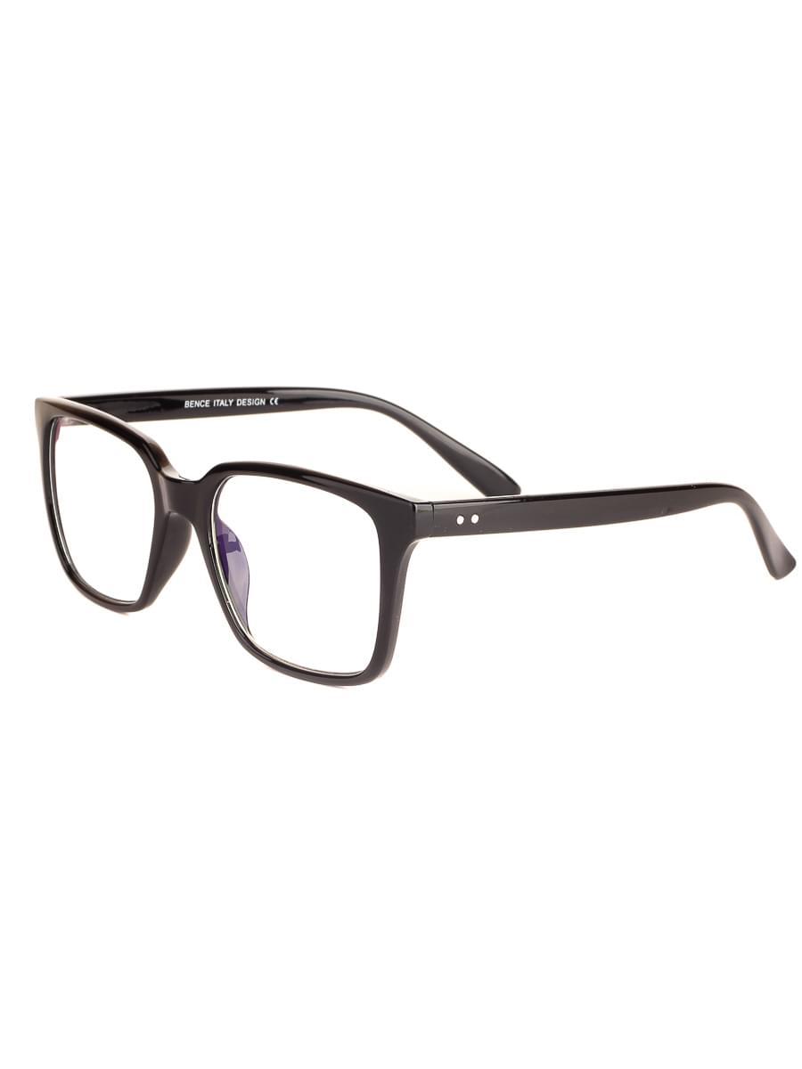 Компьютерные очки 28008 Черно-Глянцевые