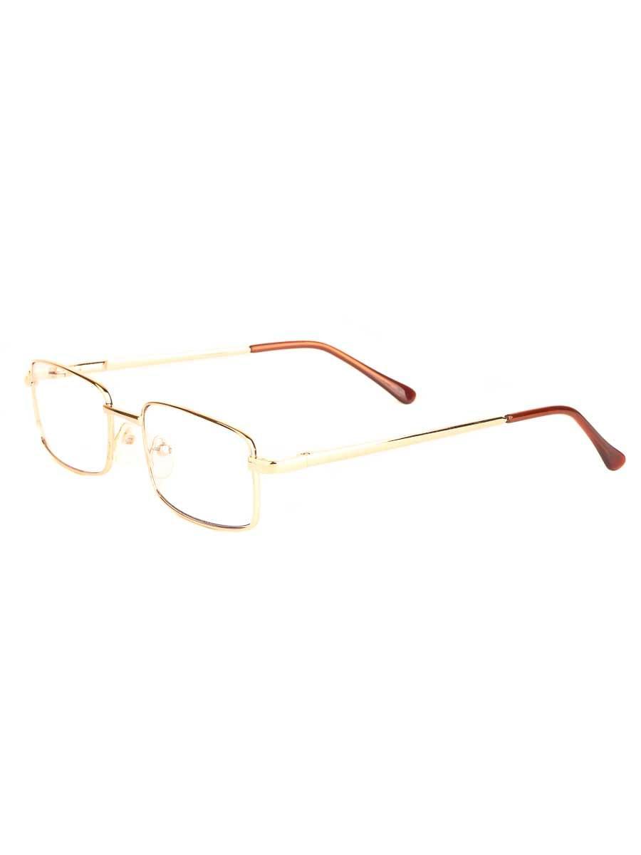 Компьютерные очки S-7021 Золотистые