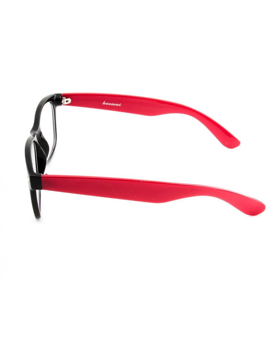 Компьютерные очки 8046 Черные-Красные