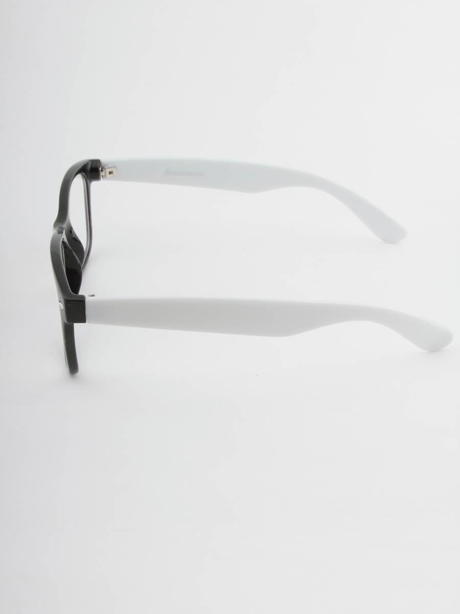 Компьютерные очки 8046 Черно-Белые
