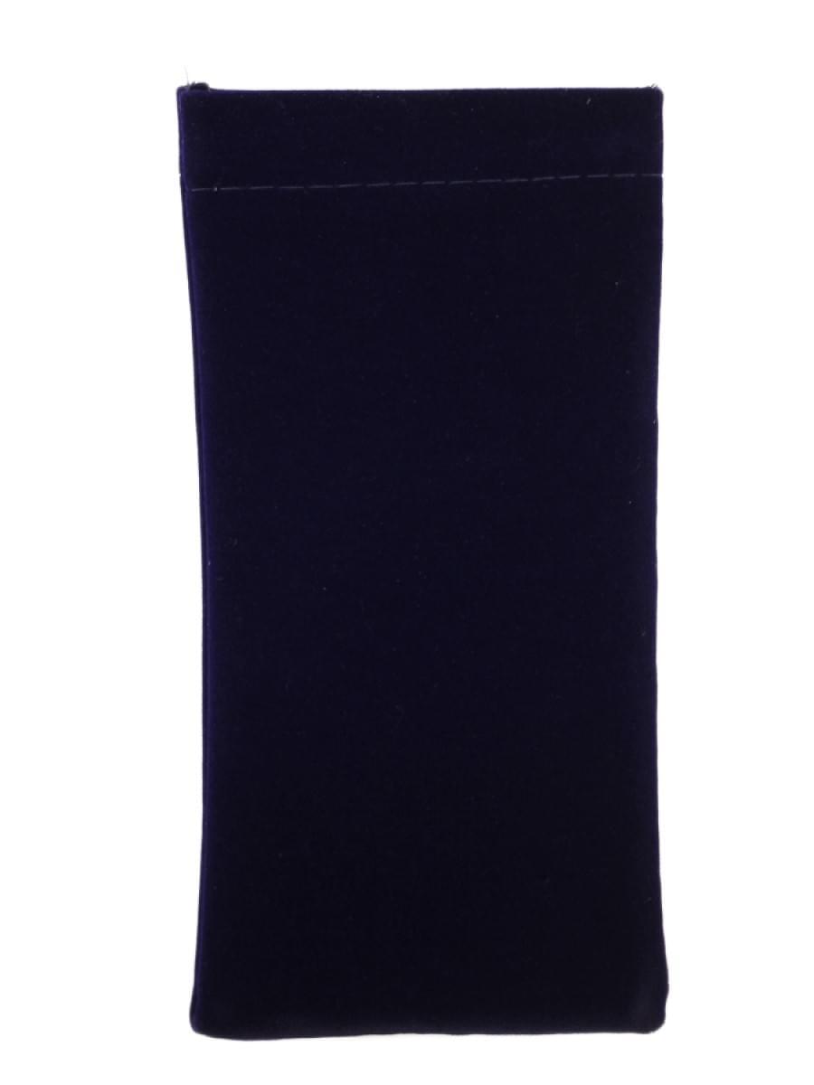 Мешочек для очков TAO 1 Синий широкий