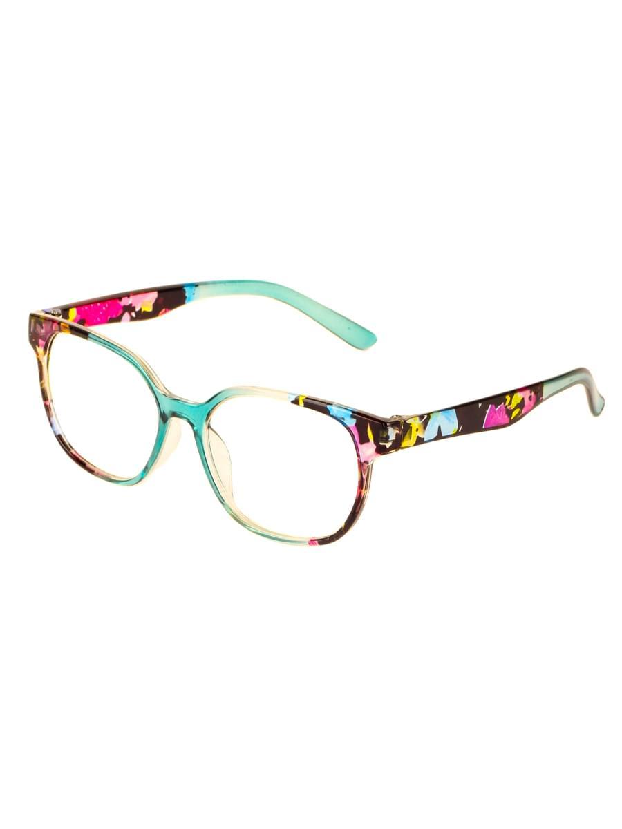 Готовые очки Oscar 8167 Фиолетовые (-9.50)