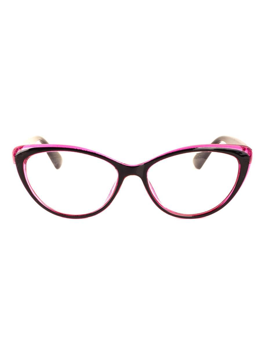 Готовые очки Oscar 8846 Розовые-Черные (-9.50)