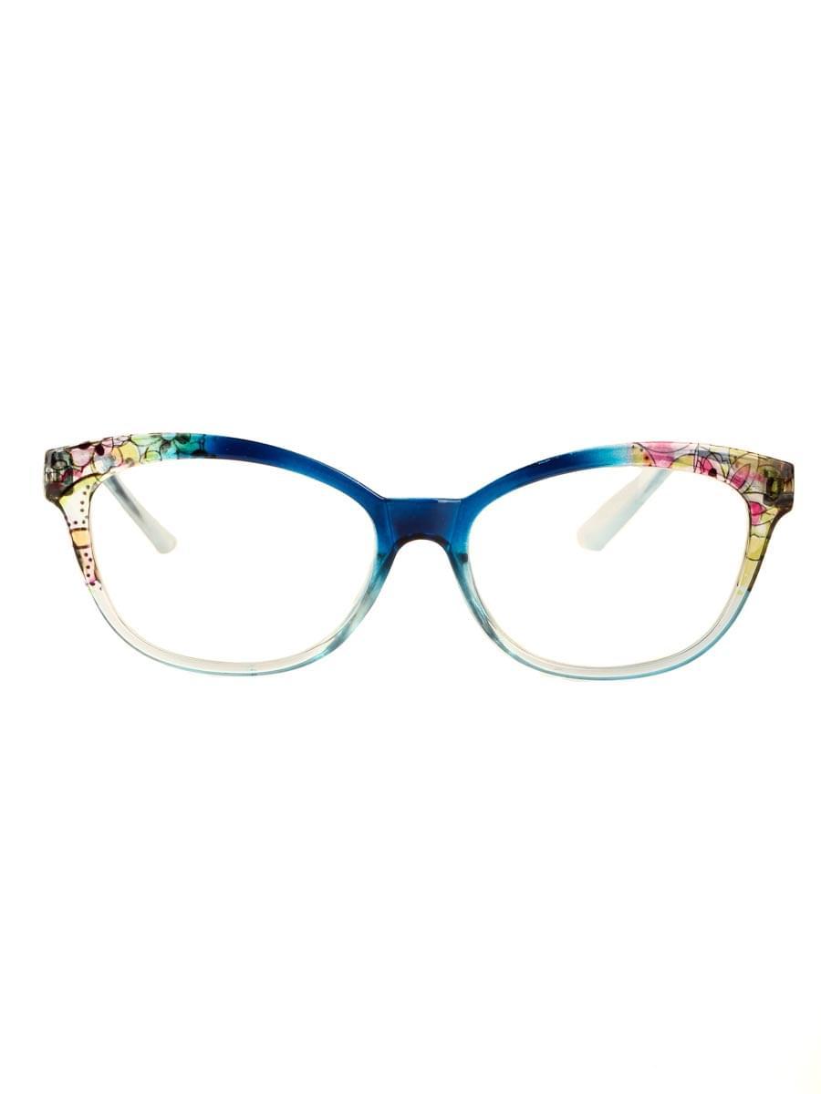 Готовые очки Oscar 8197 Зеленые-Синие (-9.50)