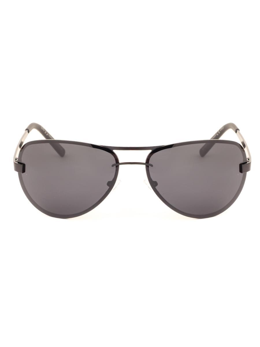 Солнцезащитные очки MARSTON 9001 Черные Матовые