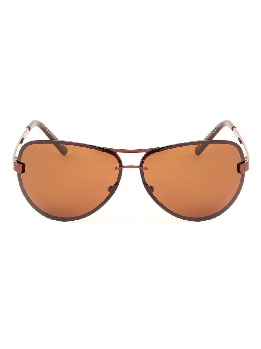 Солнцезащитные очки MARSTON 9001 Коричневые