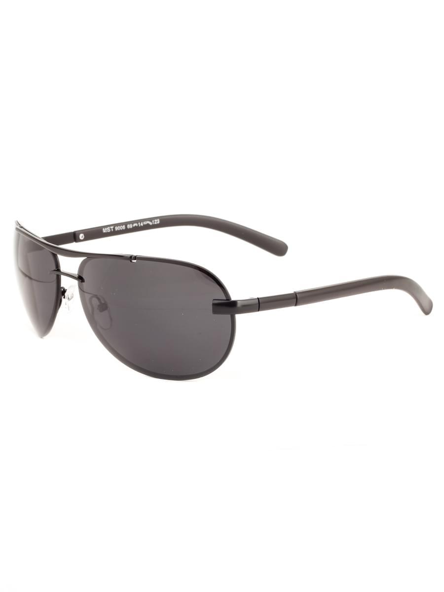 Солнцезащитные очки MARSTON 9006 Черные Матовые