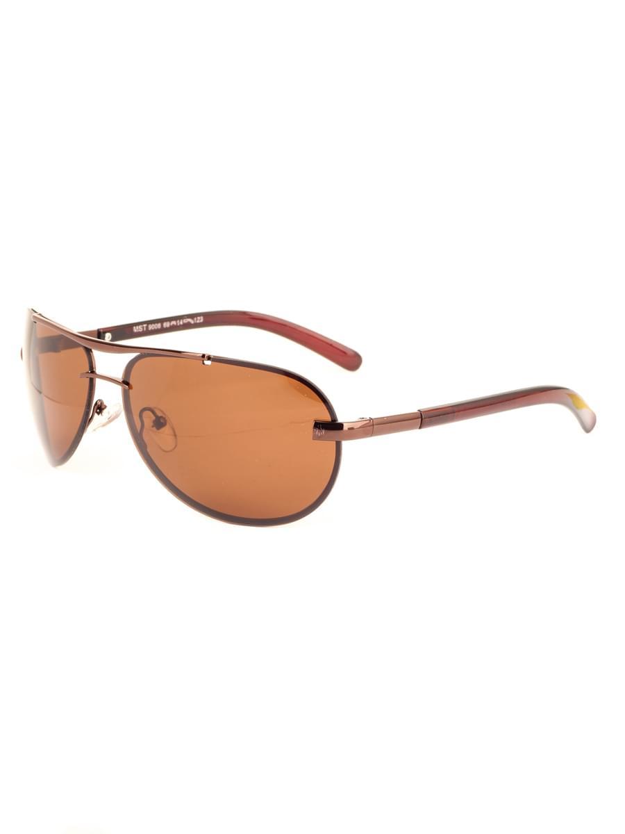 Солнцезащитные очки MARSTON 9006 Коричневые