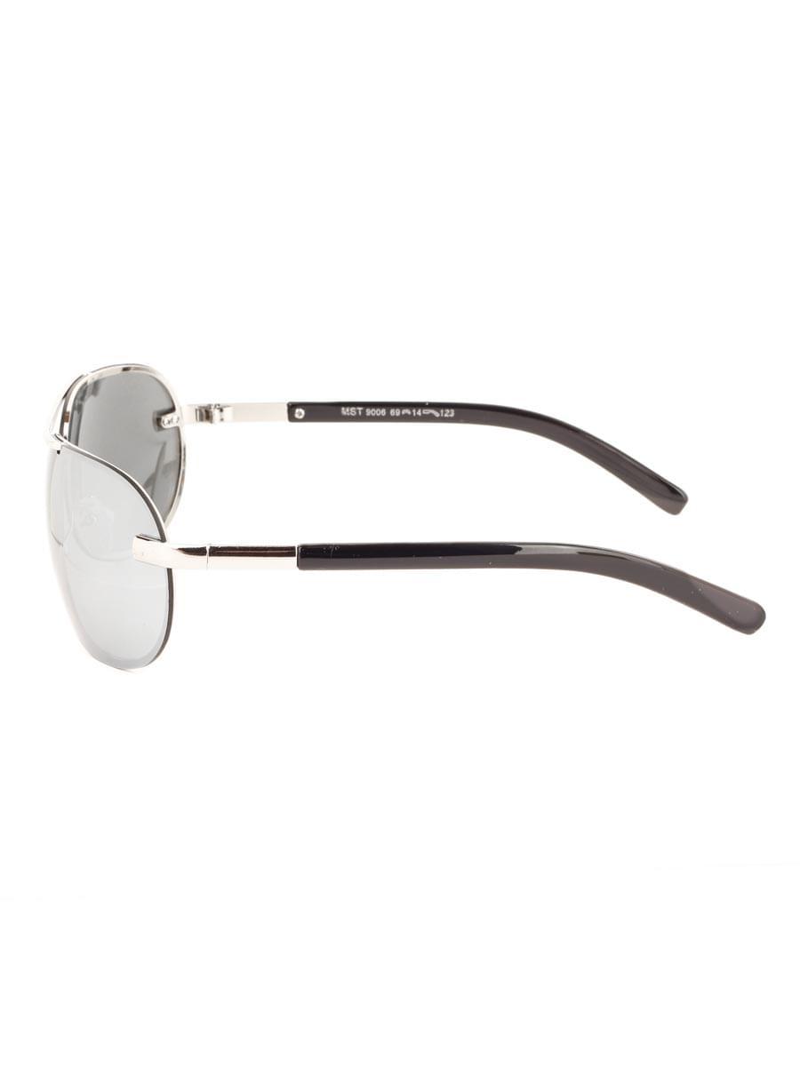 Солнцезащитные очки MARSTON 9006 Серебристые