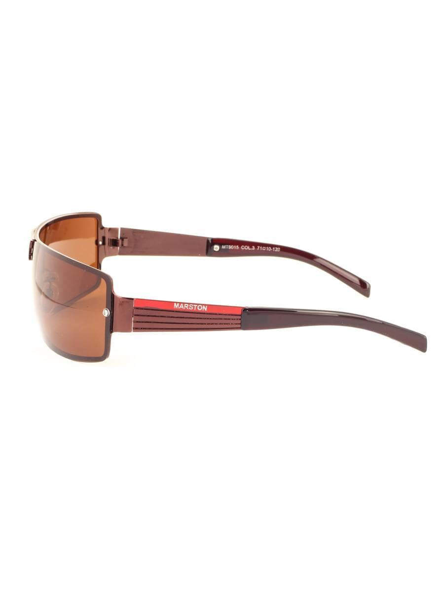 Солнцезащитные очки MARSTON 9015 Коричневые