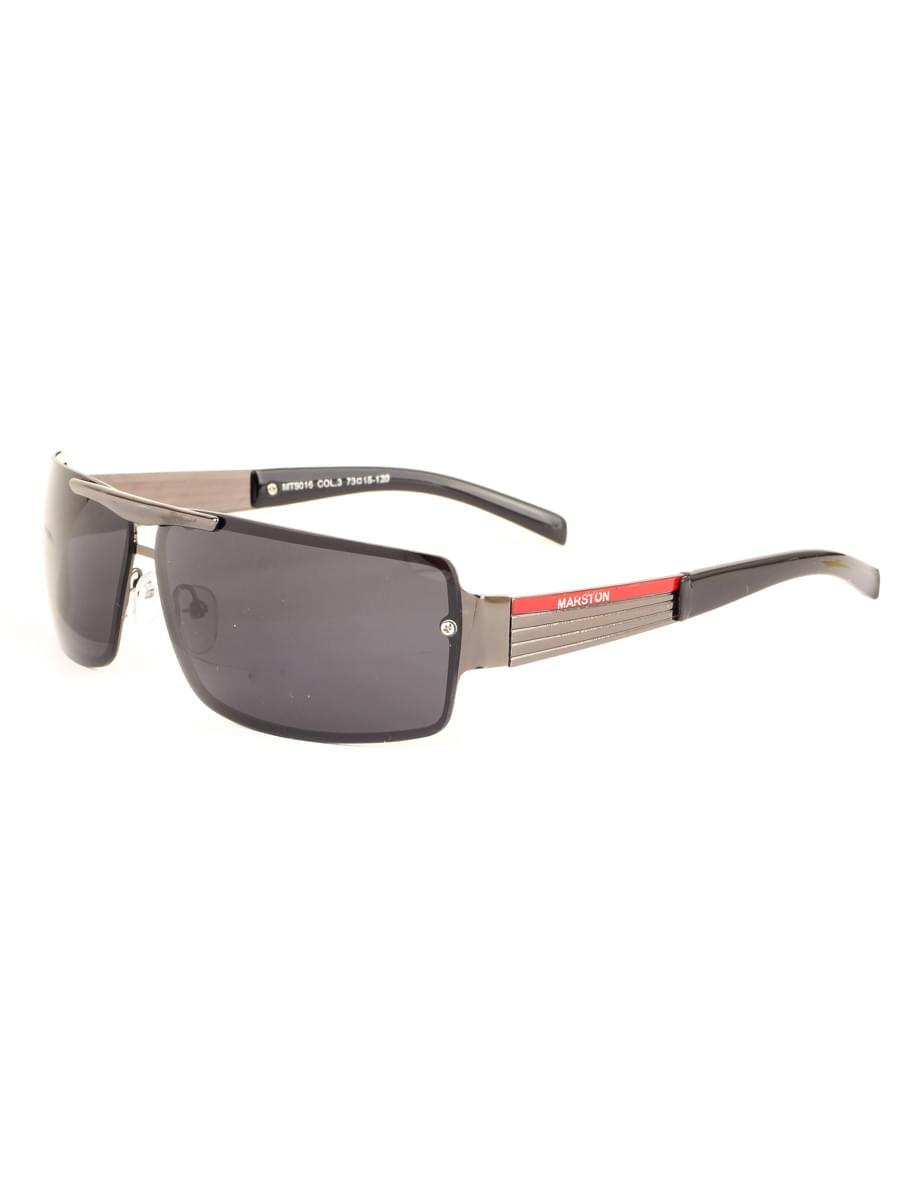 Солнцезащитные очки MARSTON 9016 Серые