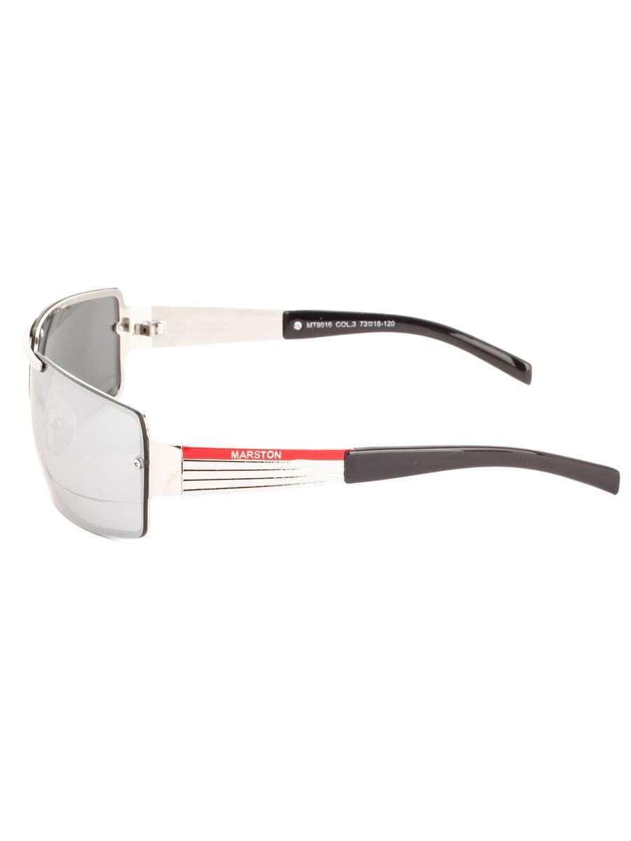Солнцезащитные очки MARSTON 9016 Серебристые