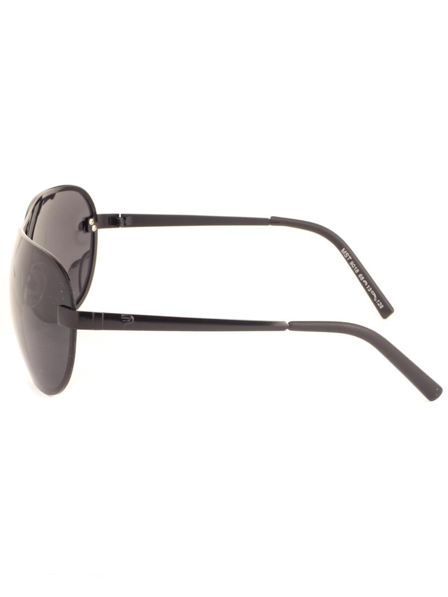 Солнцезащитные очки MARSTON 9018 Черные Матовые
