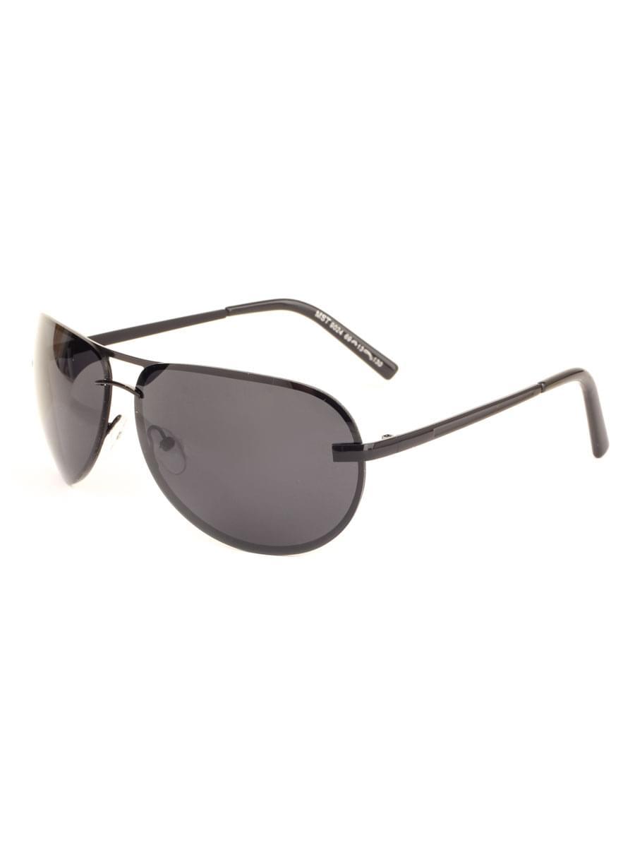 Солнцезащитные очки MARSTON 9024 Черные Глянцевые