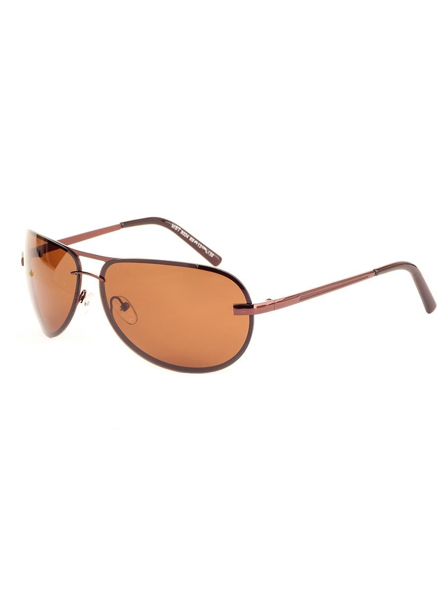 Солнцезащитные очки MARSTON 9024 Коричневые