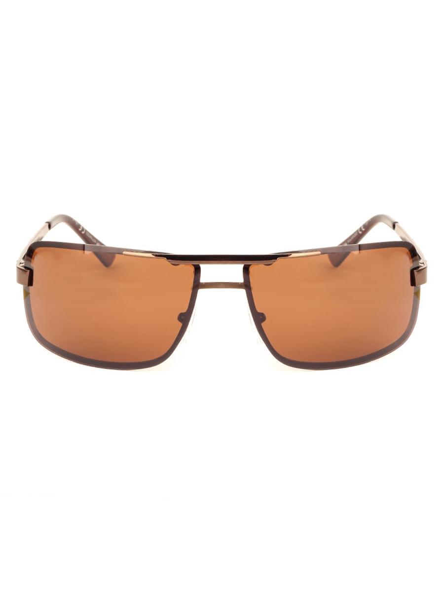 Солнцезащитные очки MARSTON 9076 Коричневые