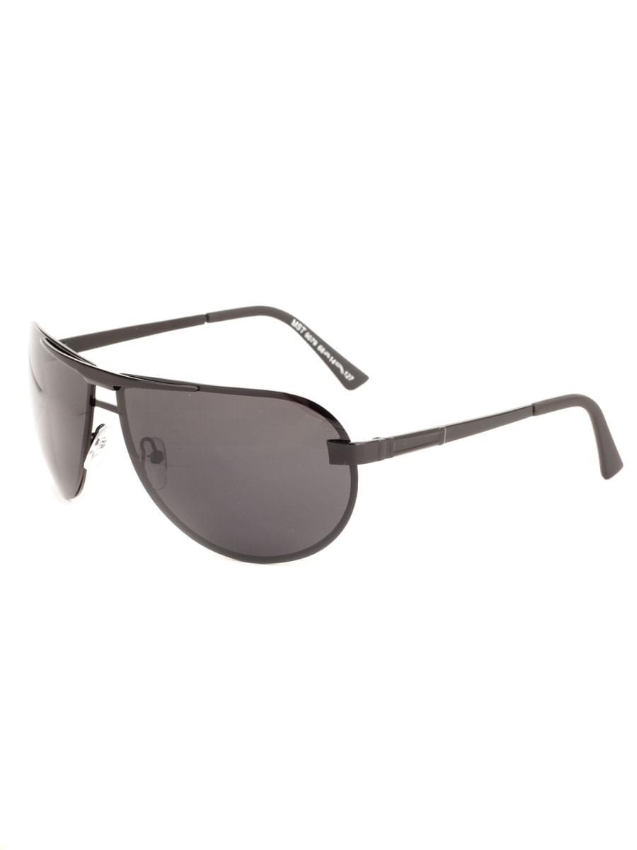 Солнцезащитные очки MARSTON 9079 Черные Матовые