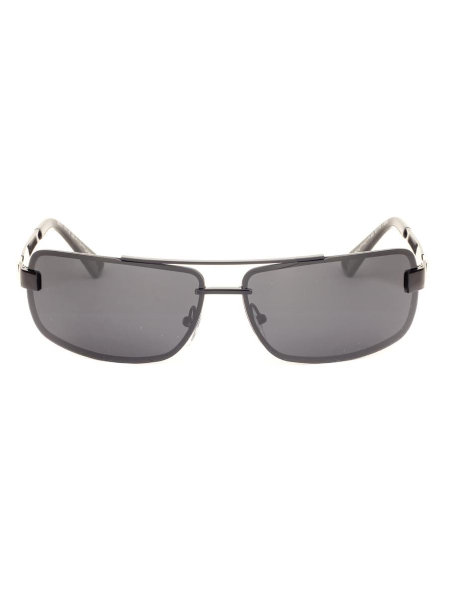 Солнцезащитные очки MARSTON 9116 Черные Глянцевые