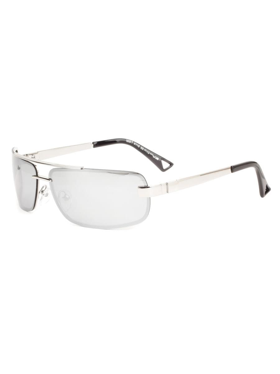 Солнцезащитные очки MARSTON 9116 Серебристые