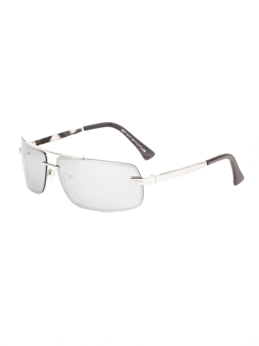 Солнцезащитные очки MARSTON 9117 Серебристые