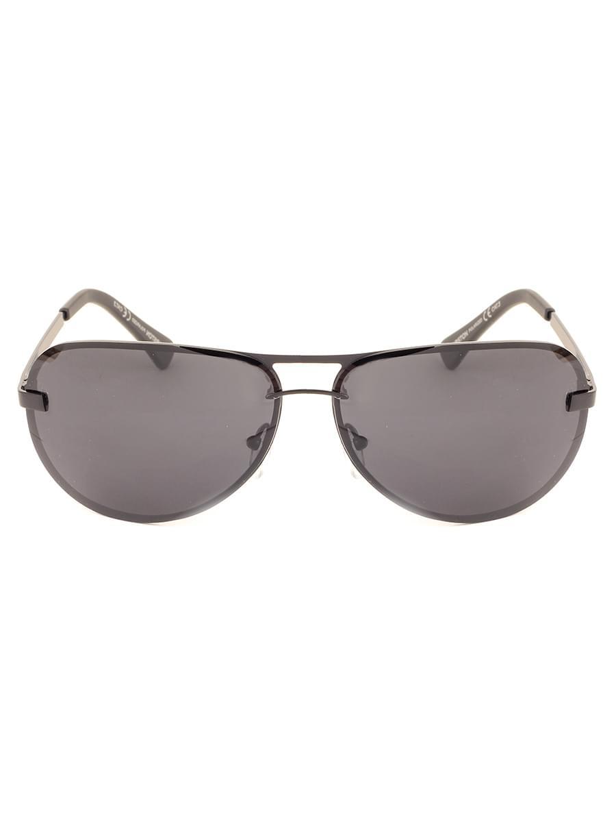 Солнцезащитные очки MARSTON 9803 Черные Матовые