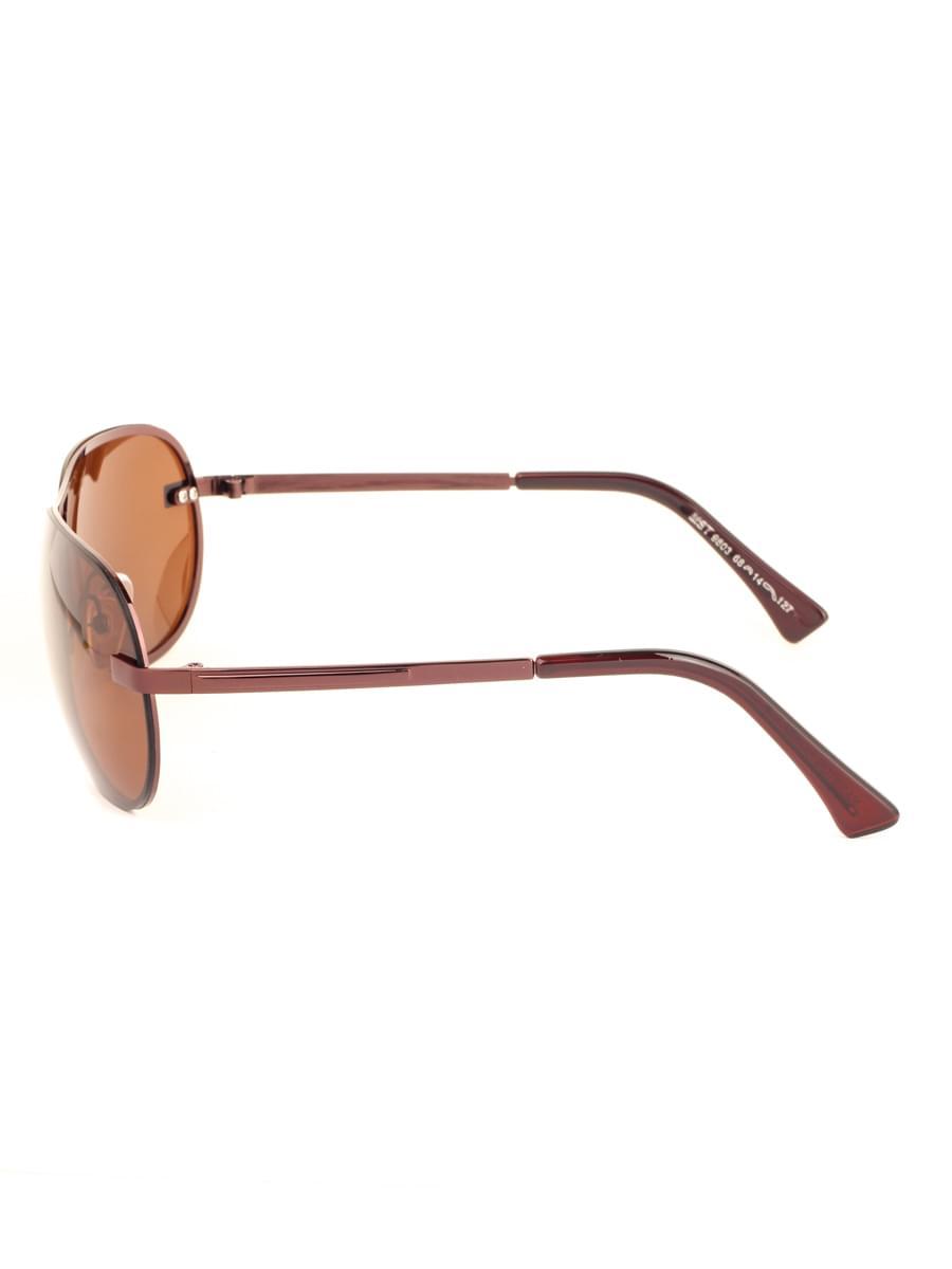 Солнцезащитные очки MARSTON 9803 Коричневые