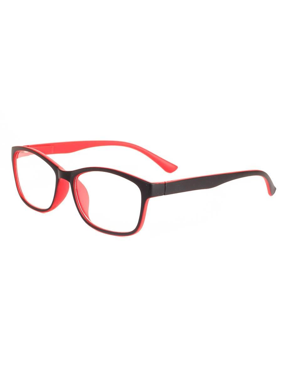 Готовые очки BOSHI 18055 Черные-Красные (-9.50)
