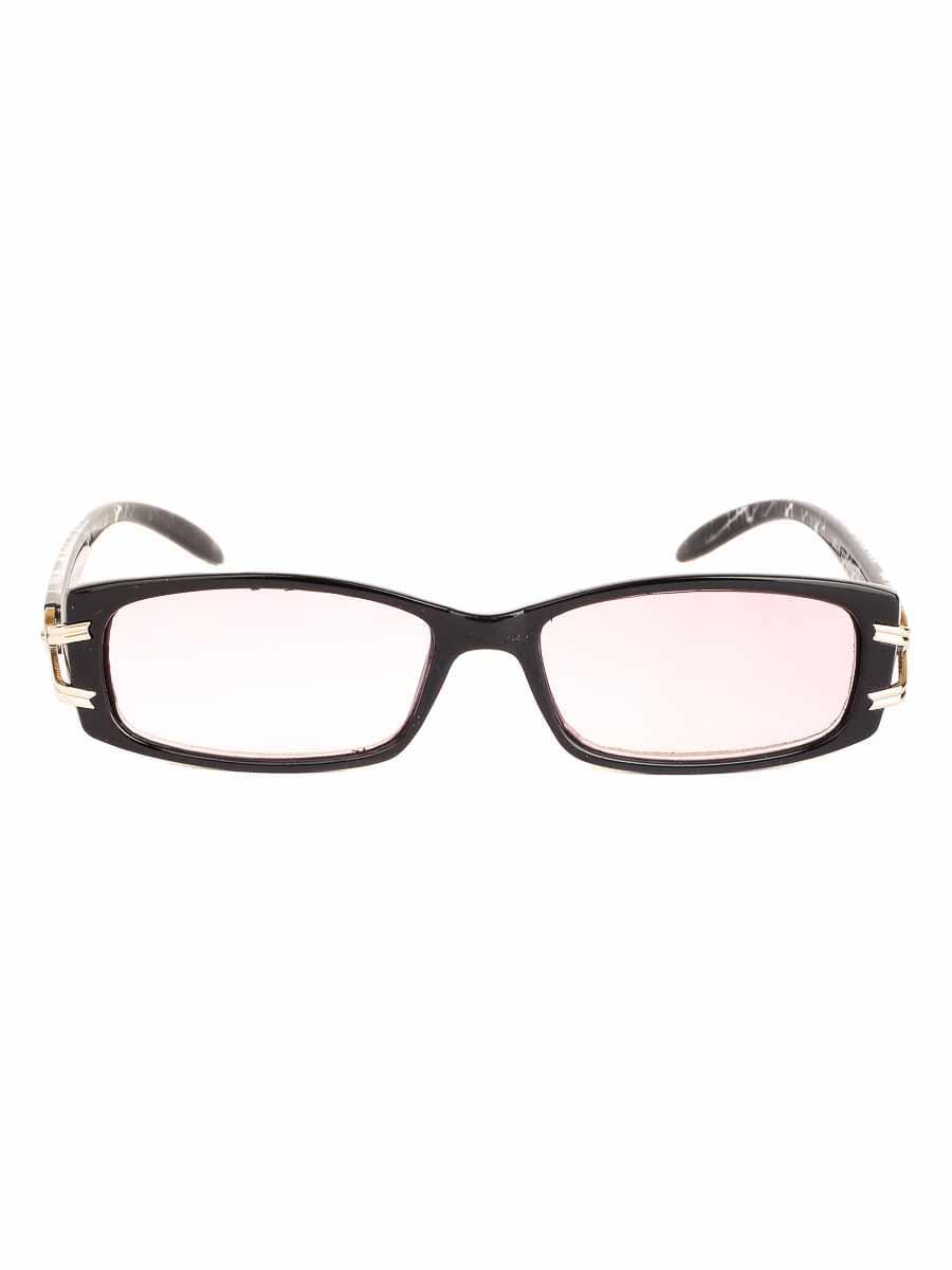 Готовые очки BOSHI 2379 Черные (-9.50)