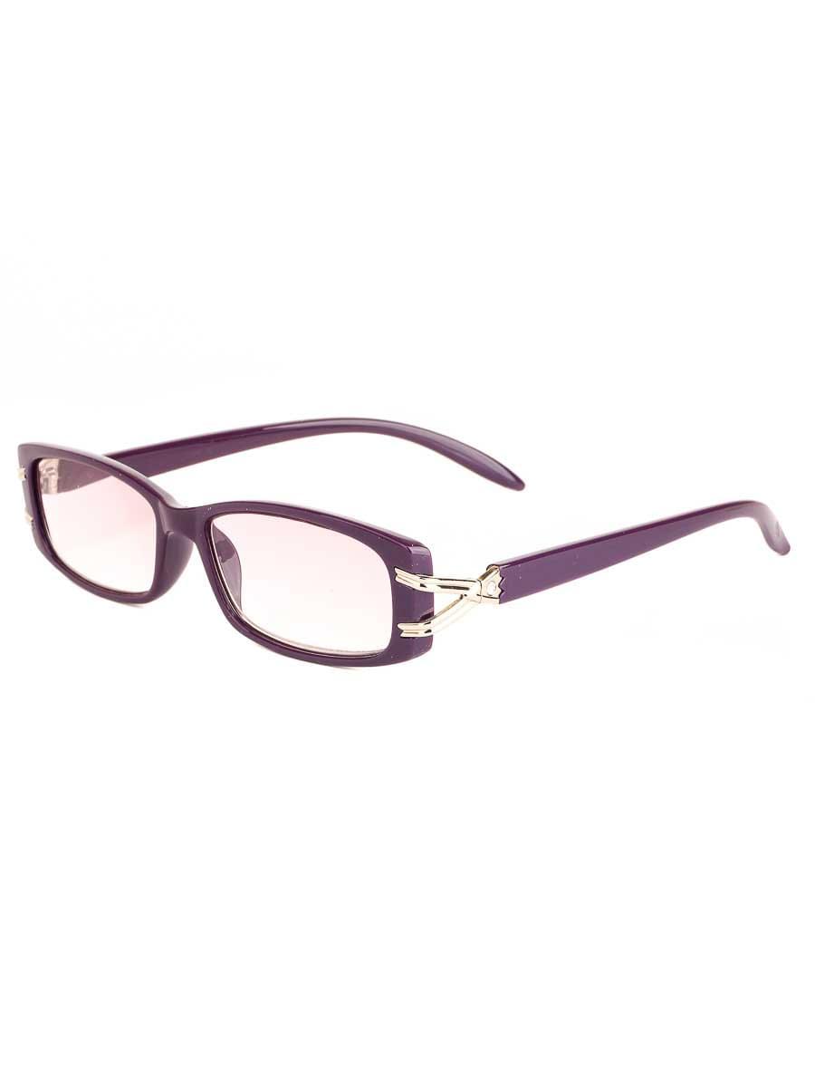 Готовые очки BOSHI 2379 Синие Тонированные (-9.50)