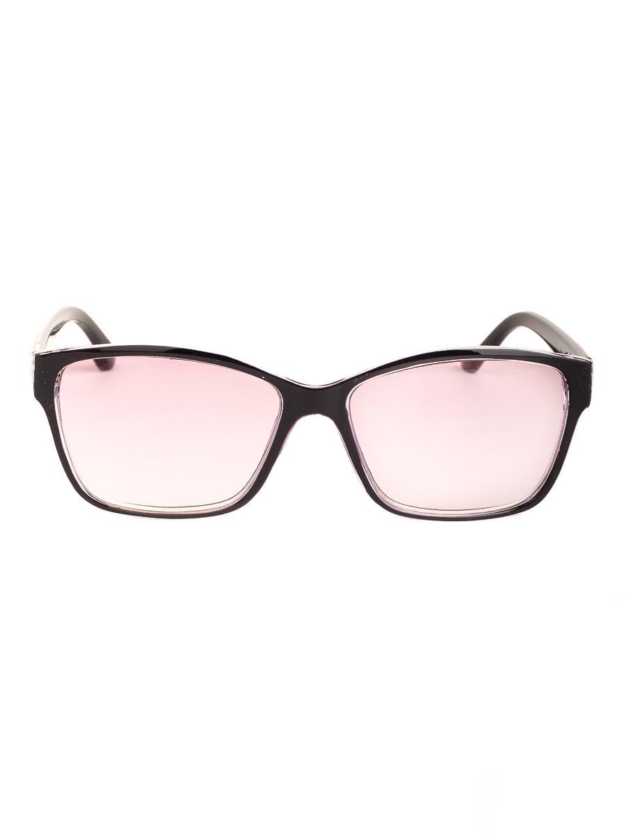 Готовые очки BOSHI 5015 Черные Тонированные (-9.50)