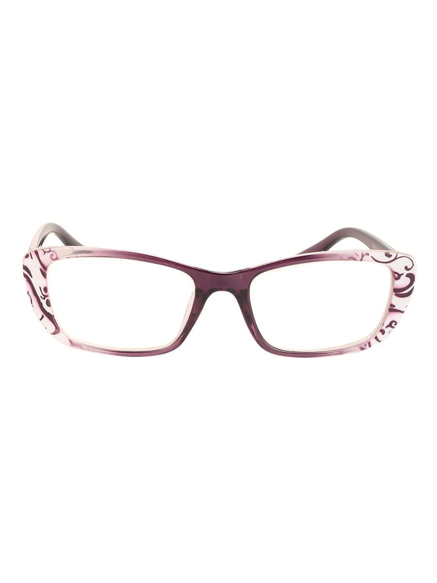 Готовые очки BOSHI 85017 Черные-Белые (-9.50)